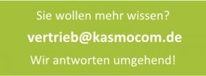 KASMOCOM - E-Mail Kontakt
